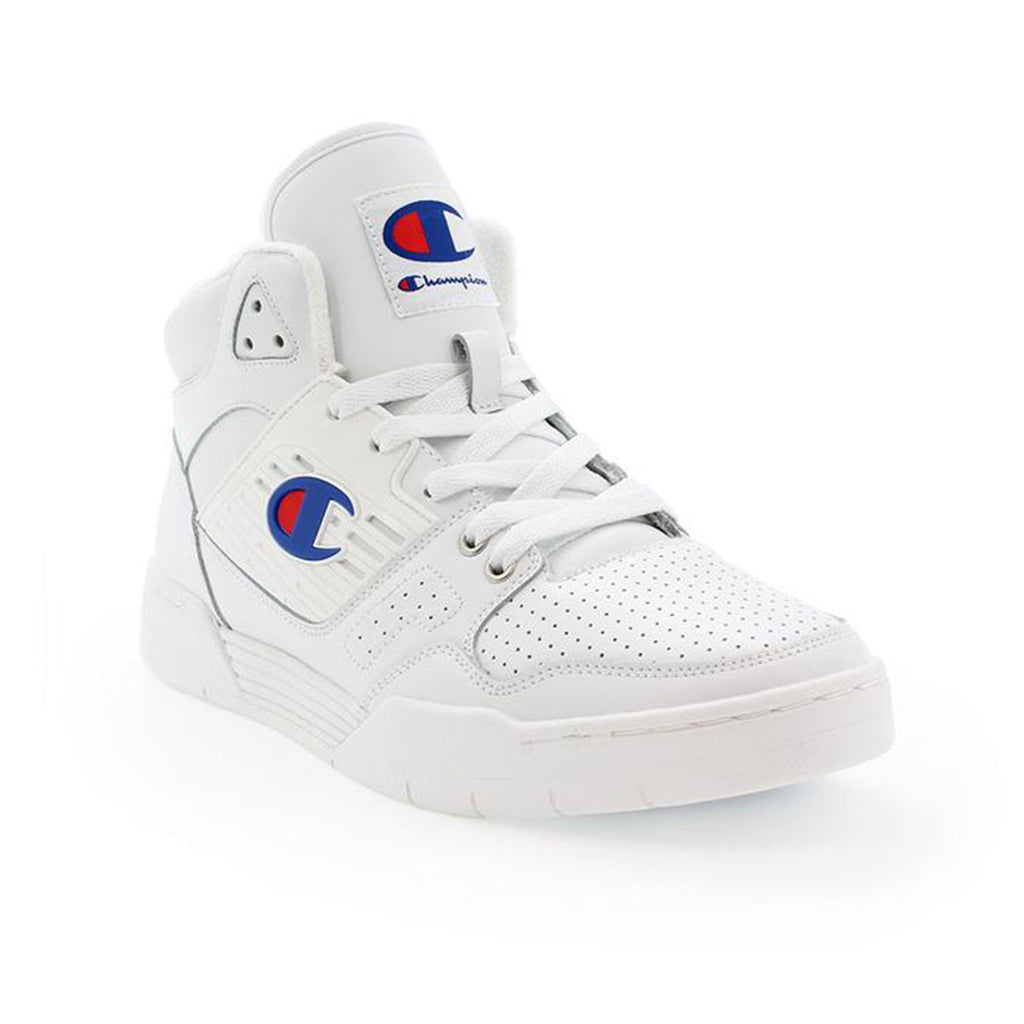 New Men's Classic Sneakers Shoes Champions 3 on 3 White - brand-new-original Shoes & Caps