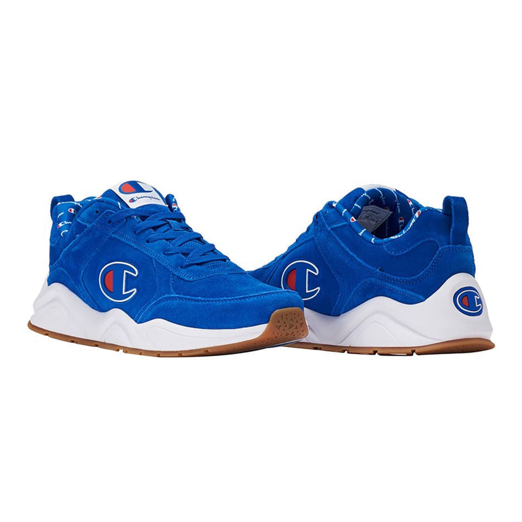 Champion Mens Size US 8-13 Athletic Suede or Leather 93 Eighteen Sneaker Shoes