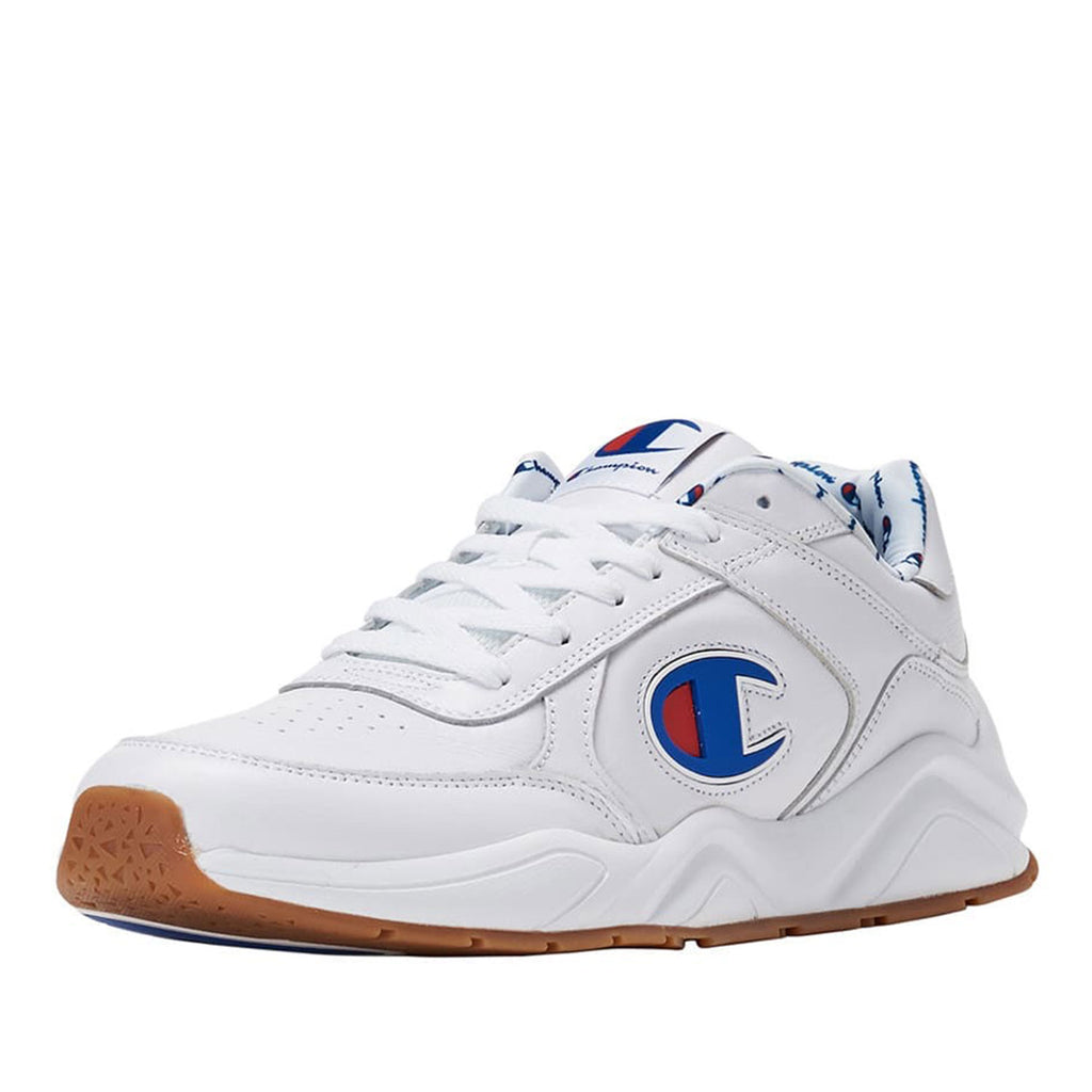 New Men's Classic Sneakers Shoes Champions 93 Eighteen White - brand-new-original Shoes & Caps