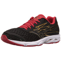 New Men's Mizuno Running shoes Wave Catalyst 2 Black / Red - brand-new-original Shoes & Caps