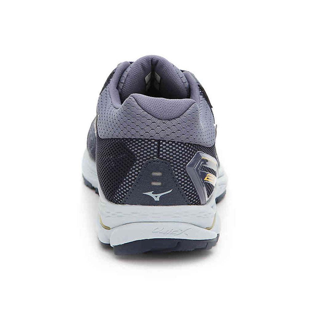 New Men's Mizuno Running shoes Wave Rider 21 GTX Navy / Silver - brand-new-original Shoes & Caps