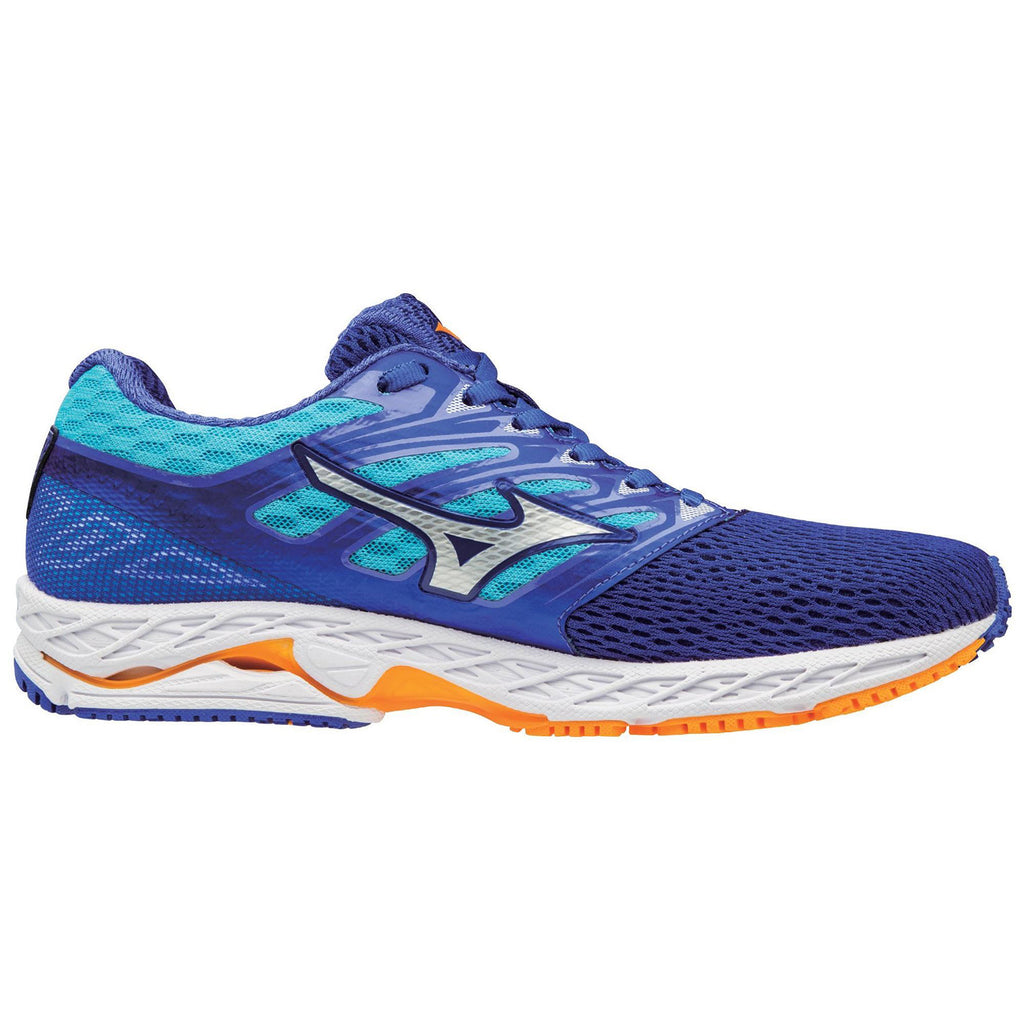 New Women's Running shoes Mizuno Wave Shadow Royal / Turquoise - brand-new-original Shoes & Caps
