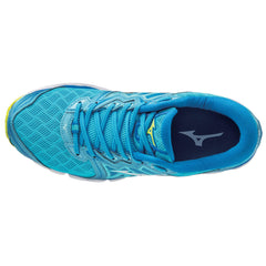 New Women's Running shoes Mizuno Wave Sky Turquoise / White - brand-new-original Shoes & Caps
