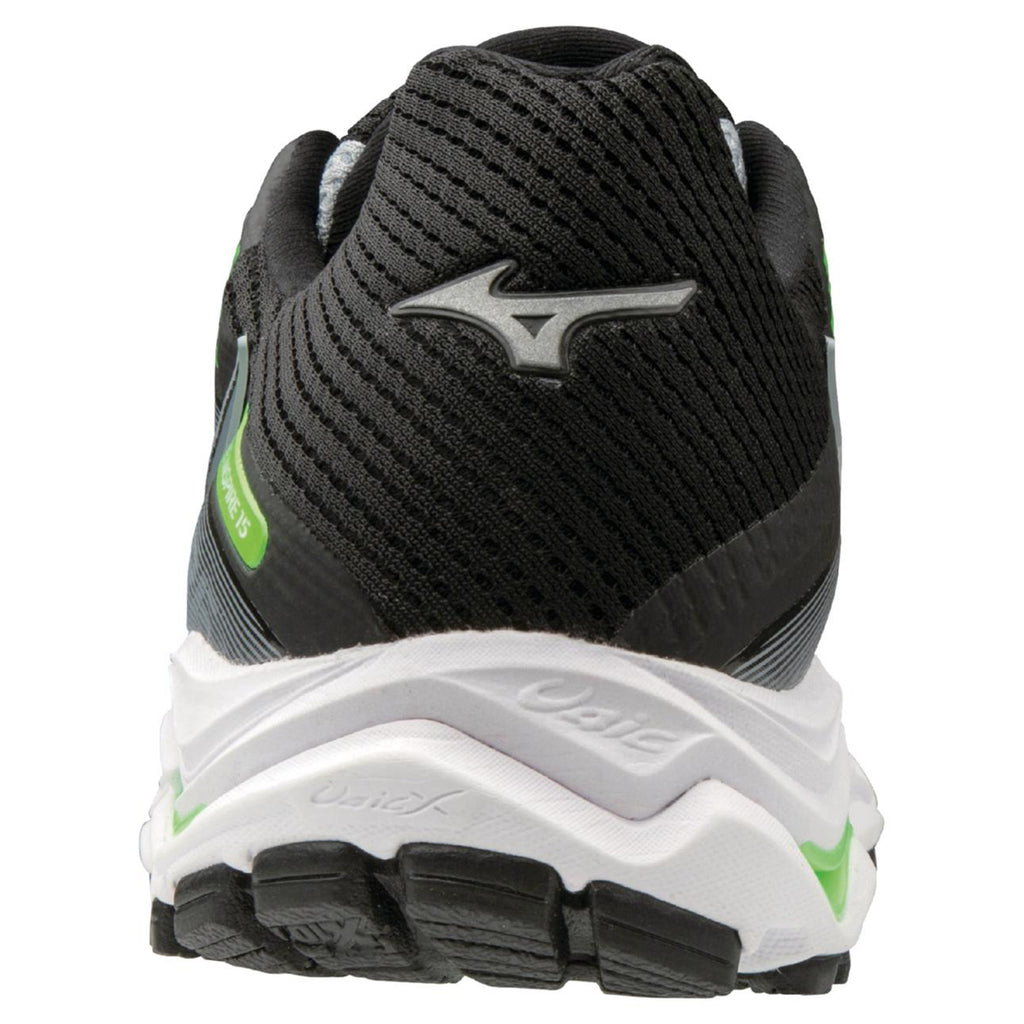 New Men's Mizuno Running shoes Wave Inspire 15  Grey / Black - brand-new-original Shoes & Caps