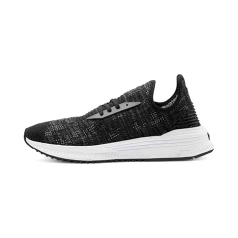 New Men's Running Shoes Puma AVID evoKNIT Mosaic Black SZ - brand-new-original Shoes & Caps