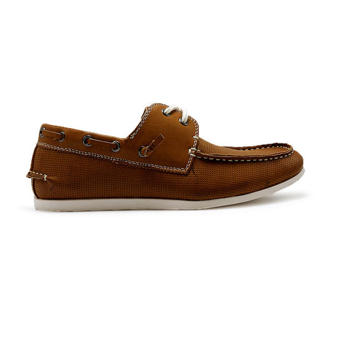 New Men's Loafer Moc Steve Madden M-Gameon Cognac - brand-new-original Shoes & Caps
