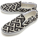 New Originals Unisex Sneaker Vans Classic Slip-On Van Doren Black Geo Tribe - brand-new-original Shoes & Caps
