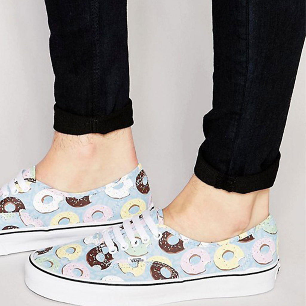 New Originals Unisex Sneacker Vans Authentic Late Night Skyway Donuts - brand-new-original Shoes & Caps