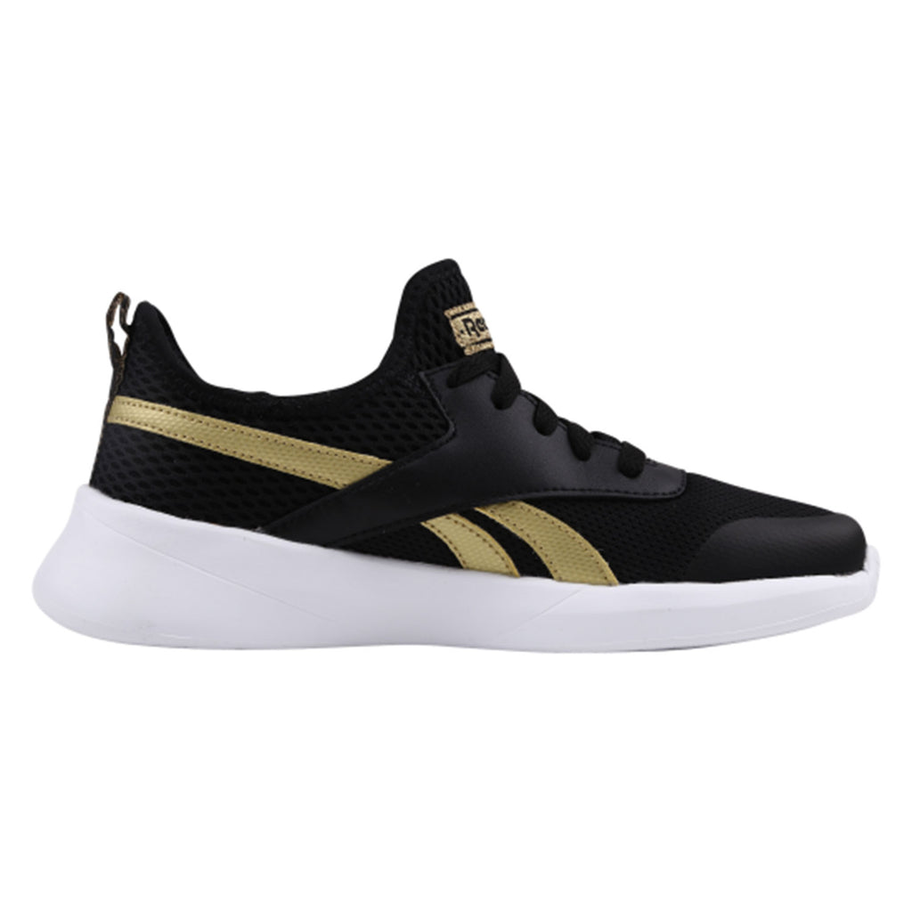 New Unisex Classic  Sneaker Reebok Royal EC Ride 2 Black / Gold - brand-new-original Shoes & Caps