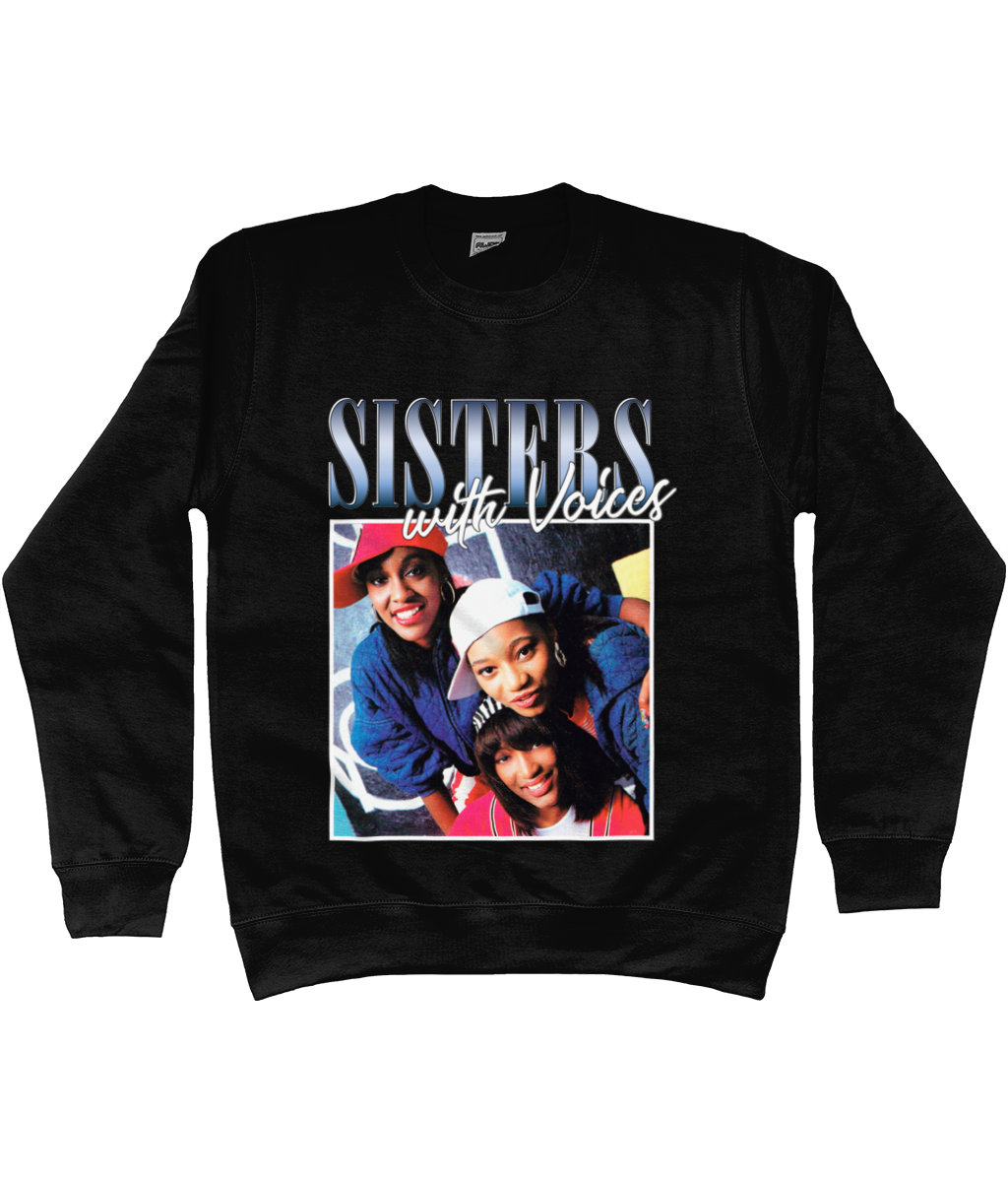 SWV Sisters with Voices Sweatshirt