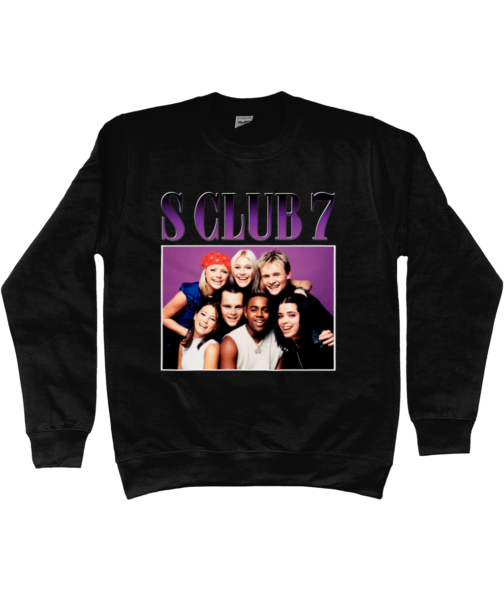 S Club 7 Sweatshirt