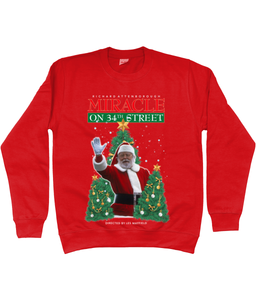 Miracle on 34th Street Richard Attenborough Sweatshirt