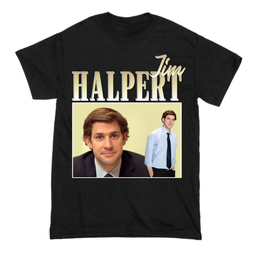 Jim Halpert The Office US T-Shirt
