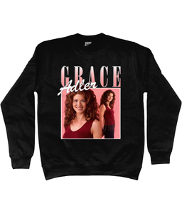 Grace Adler Will and Grace Sweatshirt