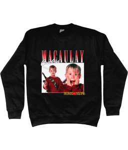Macaulay Culkin Sweatshirt - Winter 2018 Limited Edition