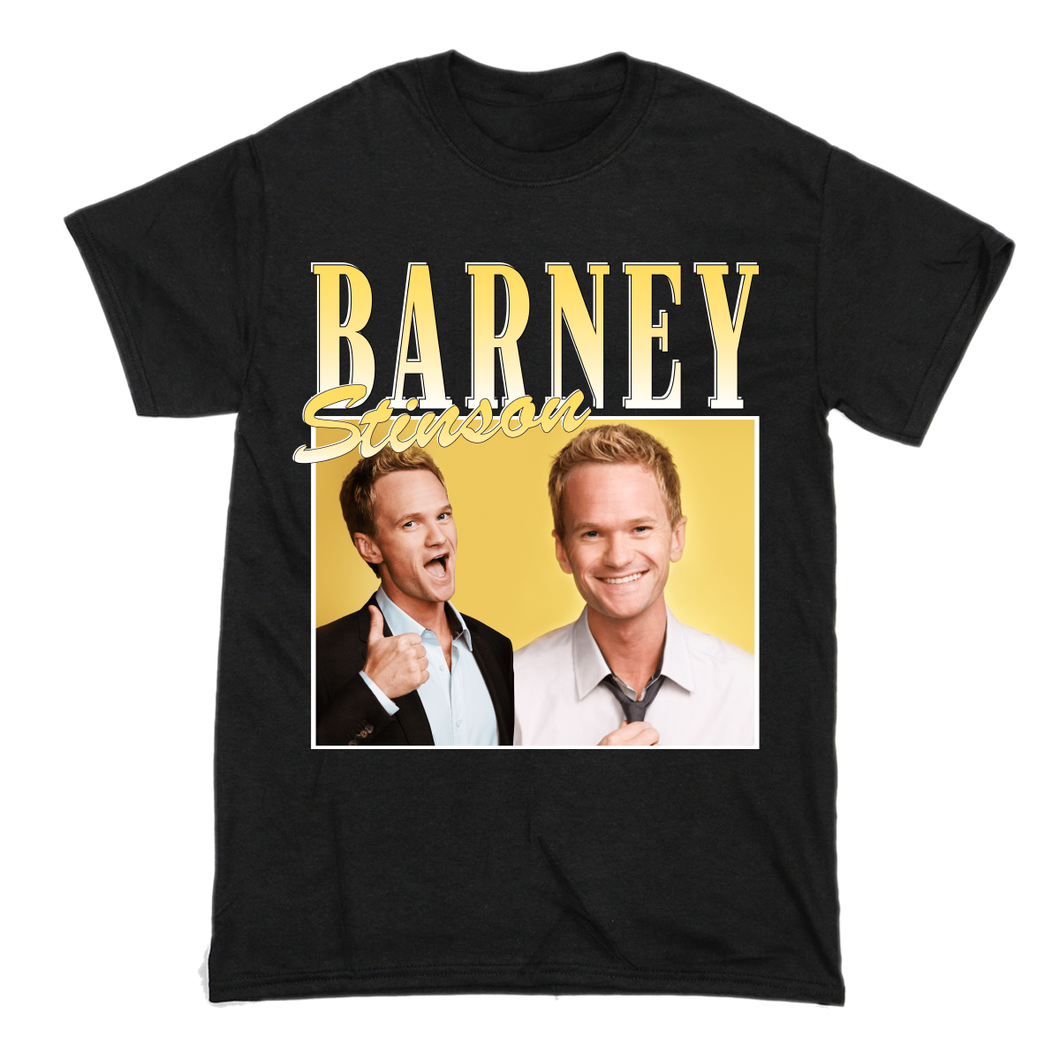 Barney Stinson How I Met Your Mother T-Shirt
