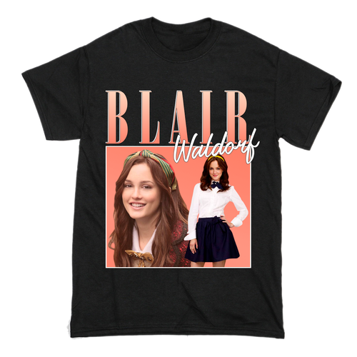 Blair Waldorf Gossip Girl T-Shirt
