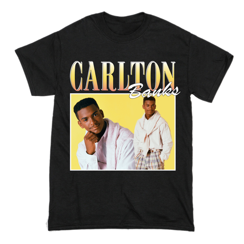 Carlton Banks Fresh Prince T-Shirt