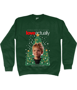 Thomas Brodie Sangster Sam Love Actually Sweatshirt