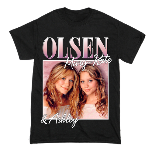 Mary-Kate and Ashley Olsen T-Shirt