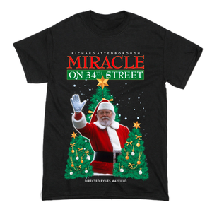 Richard Attenborough Miracle on 34th Street T-Shirt