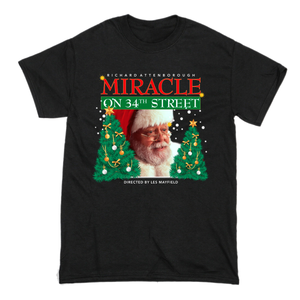 Miracle on 34th Street Richard Attenborough T-Shirt