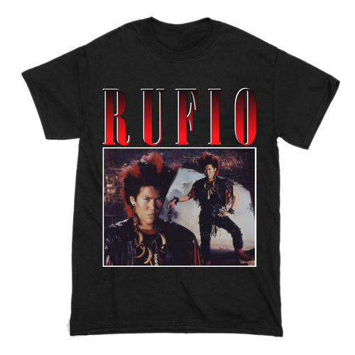 Rufio Peter Pan Hook T-Shirt