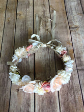 Load image into Gallery viewer, The Monterrey flower girl wreath