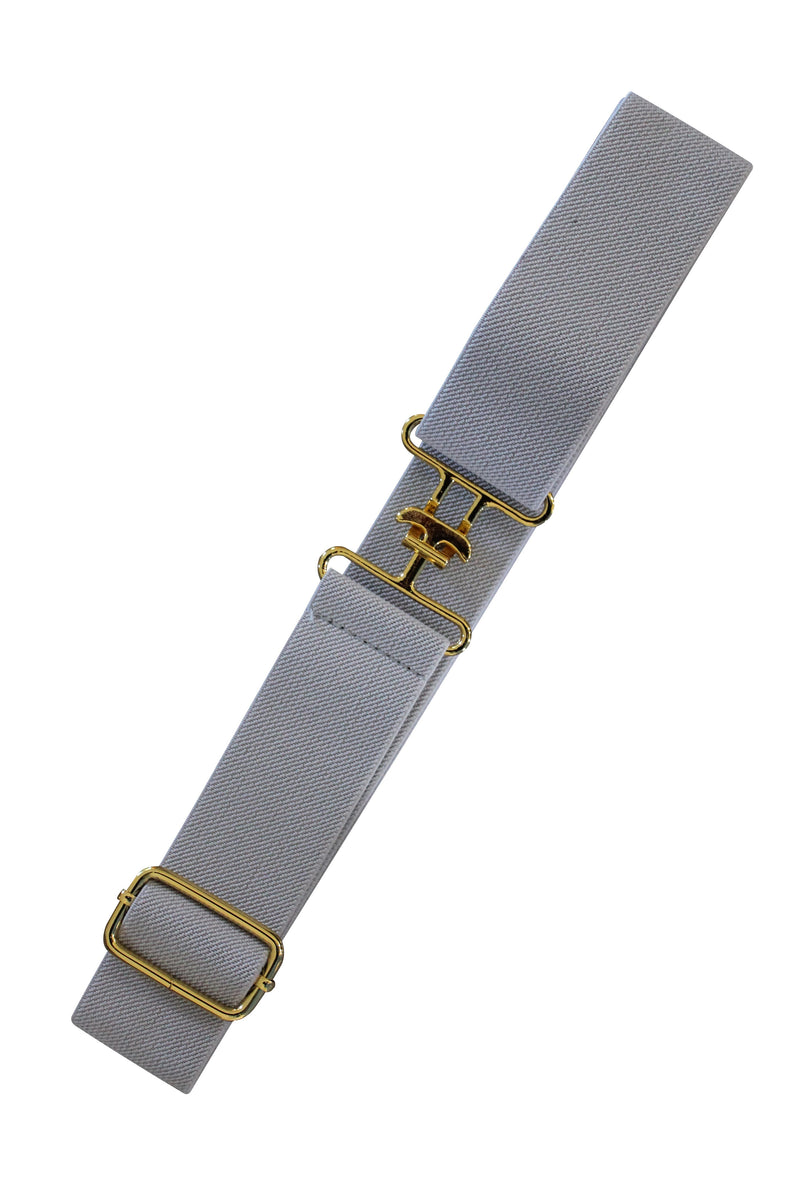 Pewter Flexi-Belt