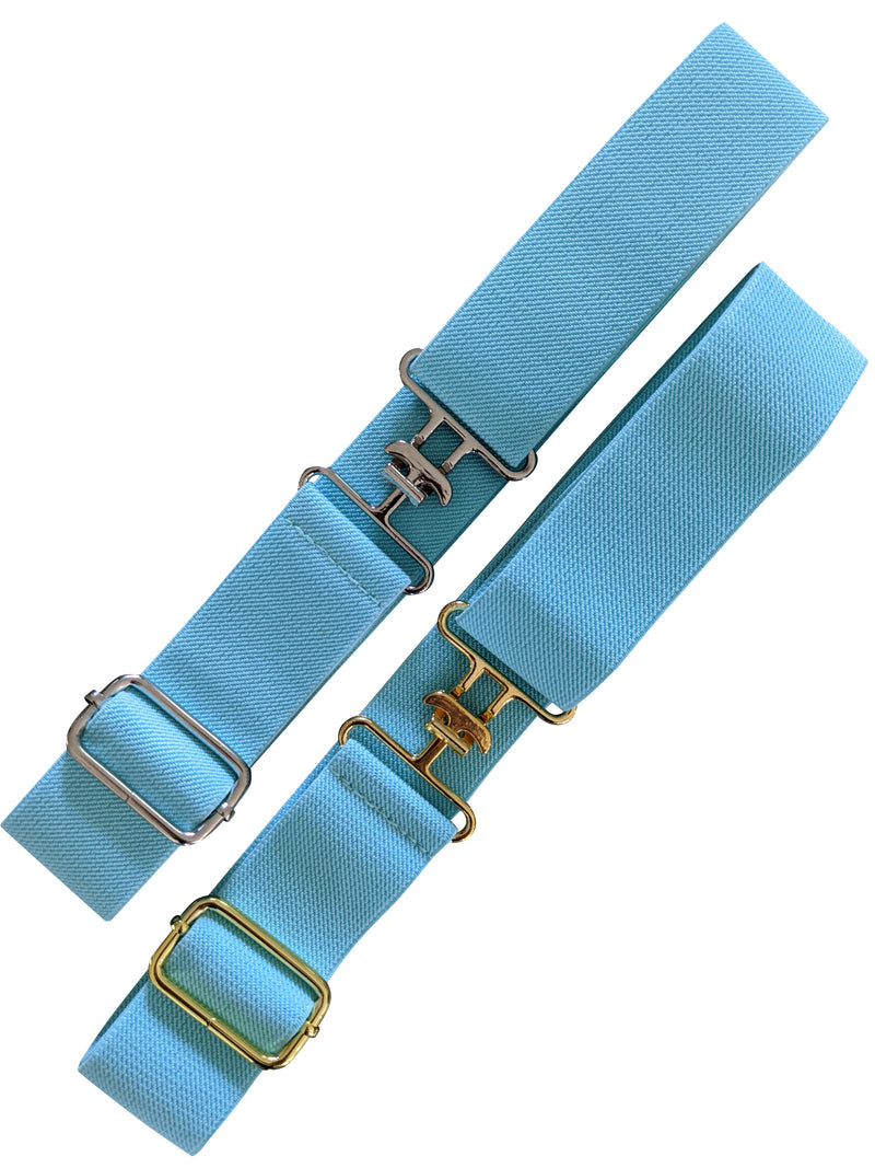 Embroidered Flexi-Belt with 12-20 letters