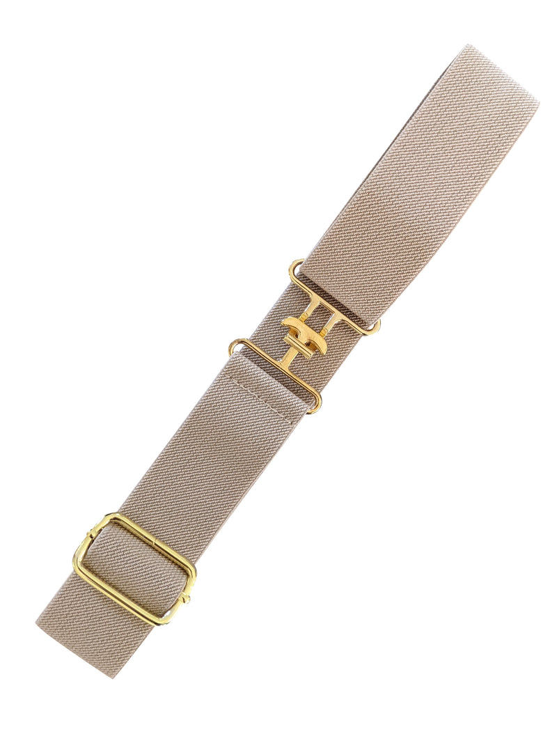 Champagne Flexi-Belt