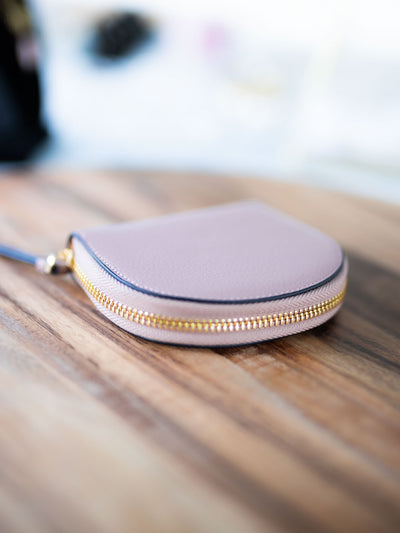 Millie Accordion Wallet - Pink Horseshoe
