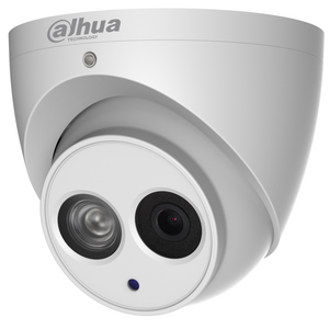 Dahua 6MP H.265 IP Turret Fixed 2.8mm, Built-in Mic, Pickup Available in store