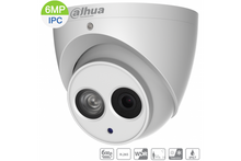 Load image into Gallery viewer, 6MP DAHUA 4CH IP TURRET BUNDLE KIT