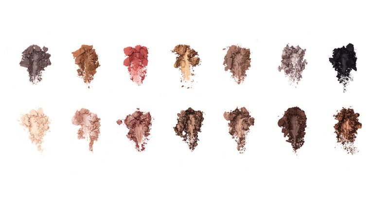 Temptress 14 Color Eyeshadow Collection