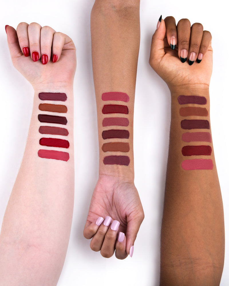 Matte Liquid Lipstick Collection