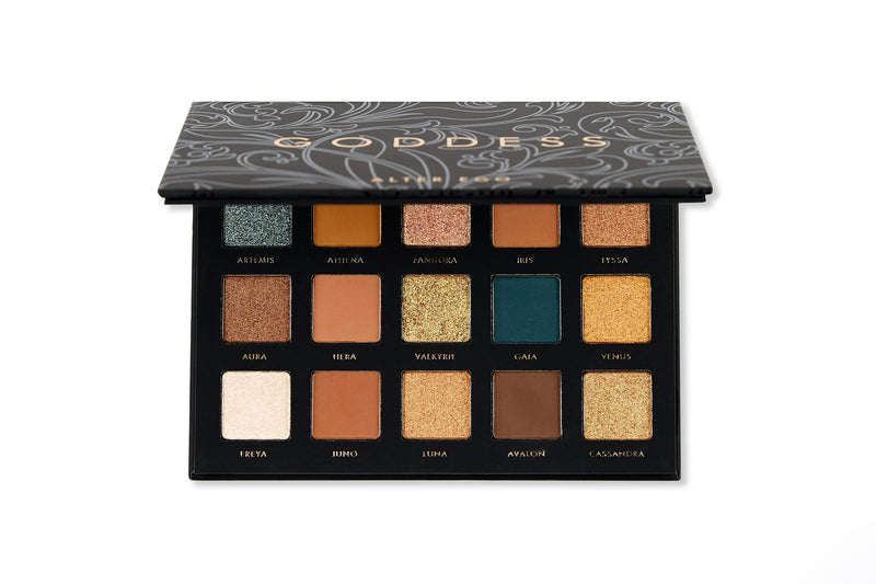 Goddess 15 Color Eyeshadow Collection