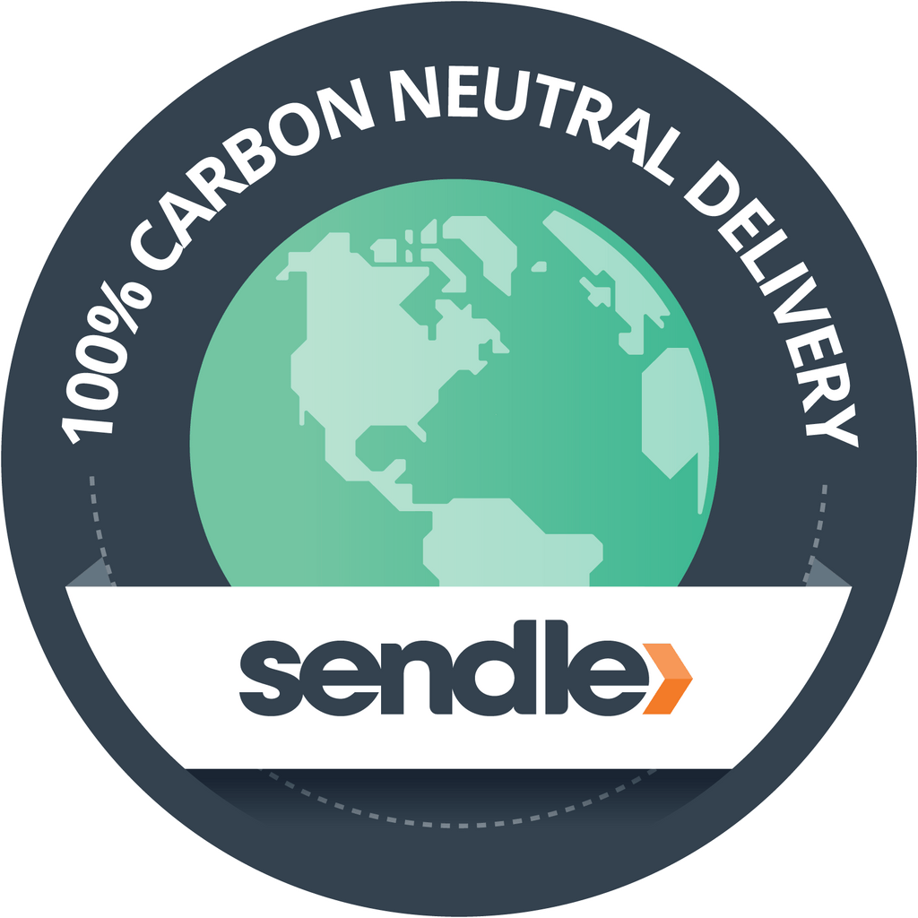 Hooray! Domestic shipping is now completely carbon-neutral, thanks to Sendle.