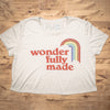 Wonderfully Made Crop Top
