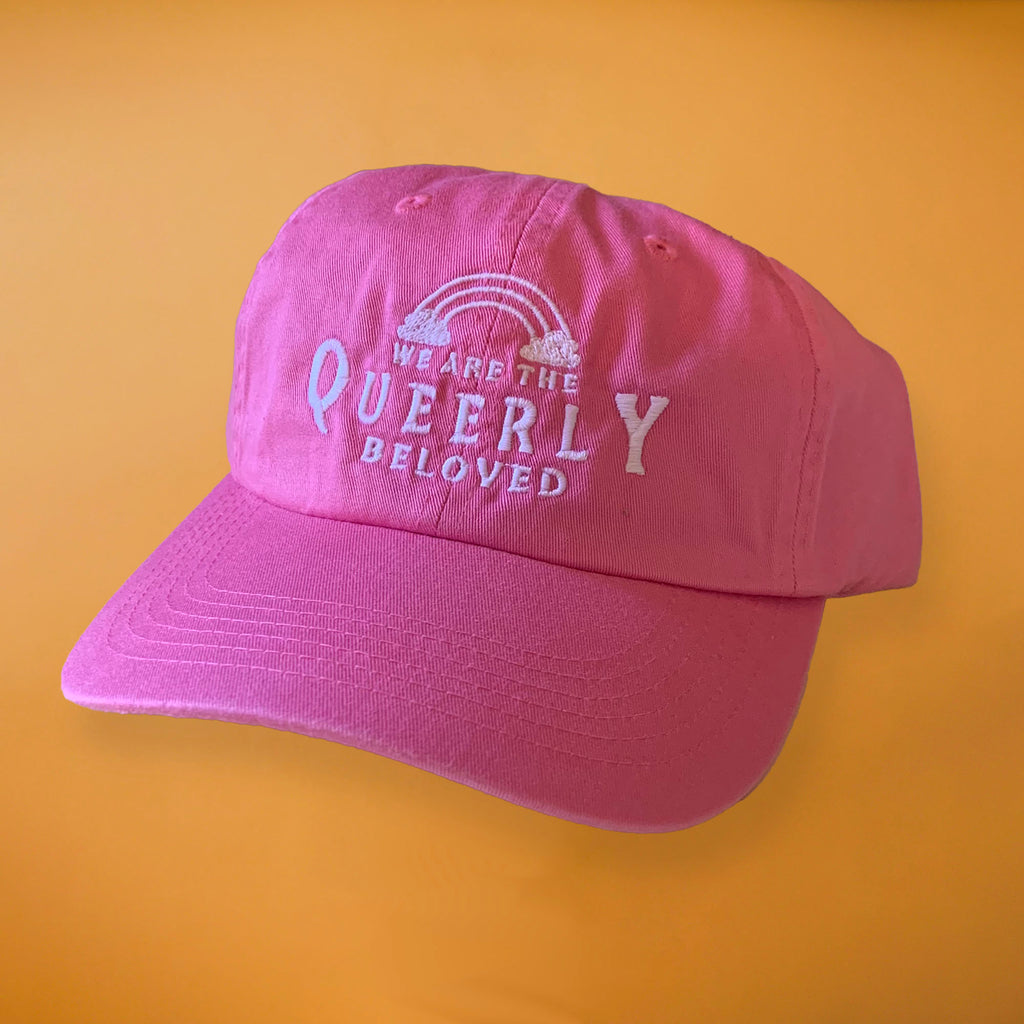 Queerly Beloved Dad Hat