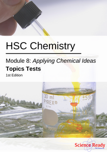 HSC Chemistry Module 7: Organic Chemistry Question Sets