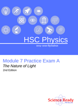 Load image into Gallery viewer, HSC Physics Module 7 Practice Exam A