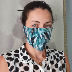 Reusable Protective Masks (Adults) – Pack of 5 Masks