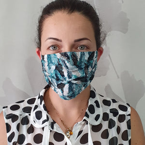 Reusable Protective Masks (Adults) – Pack of 10 Masks