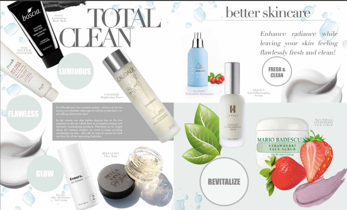 Bella Vida SB featured in Your Beauty Mag
