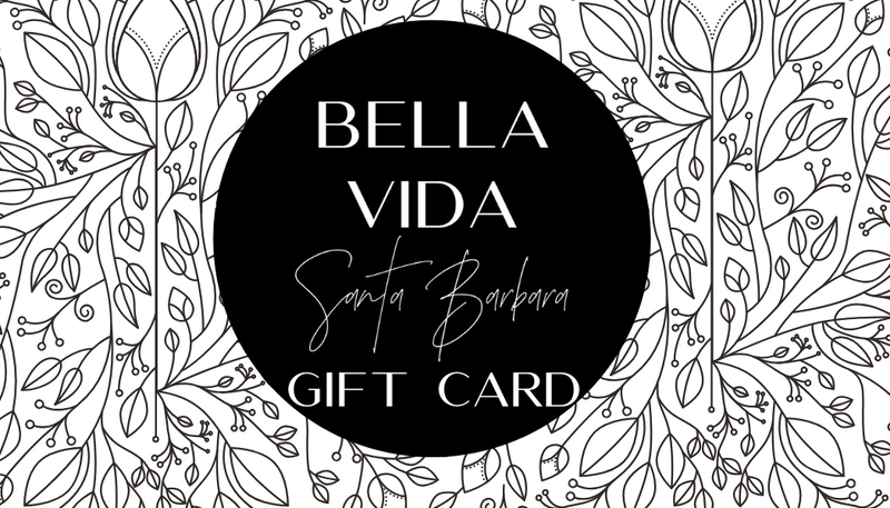 Bella Vida Gift Cards