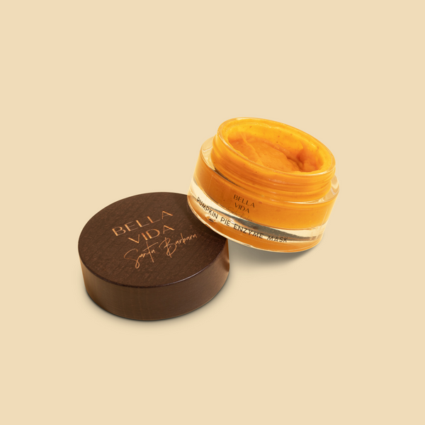 Pumpkin Pie Enzyme Mask with Glycolic Acid