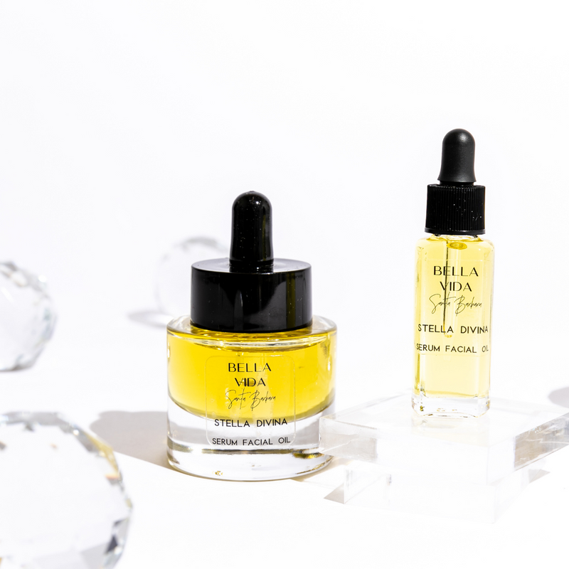 NEW! Stella Divina Serum Facial Oil with Neroli & Marula