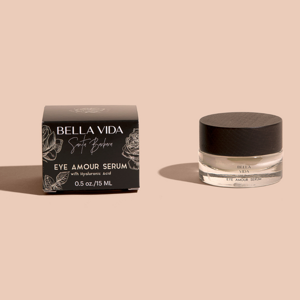 Bella Vida Santa barbara Luxury Clean Skincare Pineapple Paradiso Glow and Blueberry Coco Charcoal Clay Face Mask think dirty verified rated clean 1