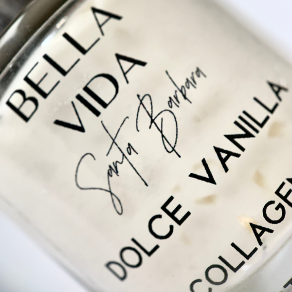 Dolce Vanilla Collagen Moisturizer from Bella Vida Santa Barbara